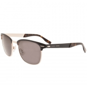 BOSS HUGO BOSS 0595 Sunglasses Black